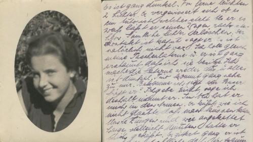 Aus dem Tagebuch der Hilde S. (Mannheim 1928/29)